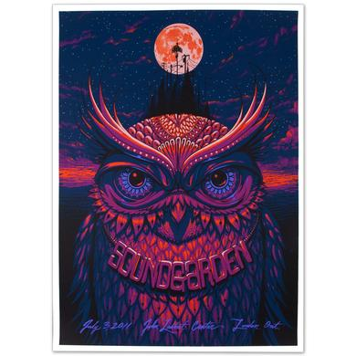 Soundgarden London Ontario 2011 Tour Print