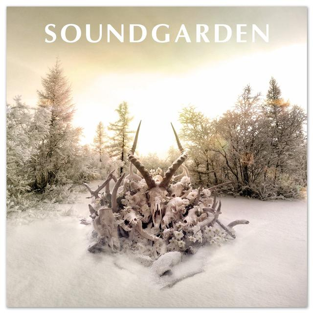 Soundgarden - King Animal Deluxe CD