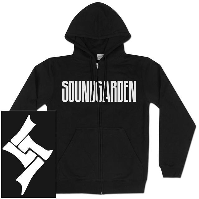 Soundgarden Logo Hoodie