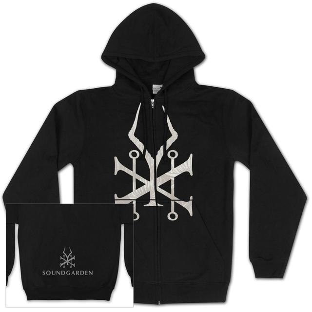 Soundgarden King Animal Zip Hoodie