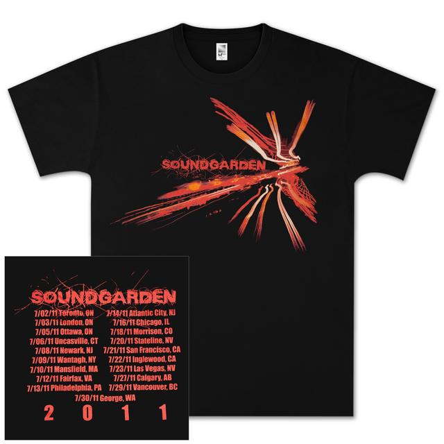 Soundgarden Live on I5 T-Shirt