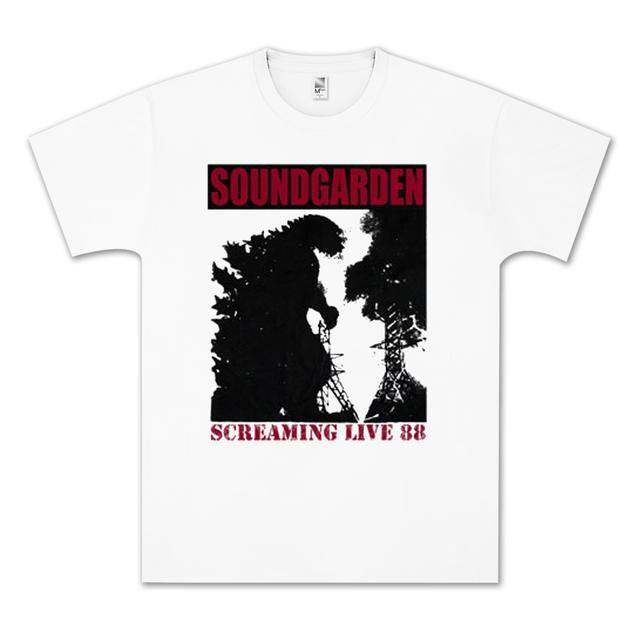 Soundgarden Screaming Live T-Shirt