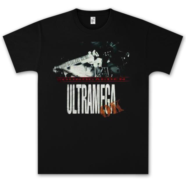 Soundgarden Ultramega OK T-Shirt