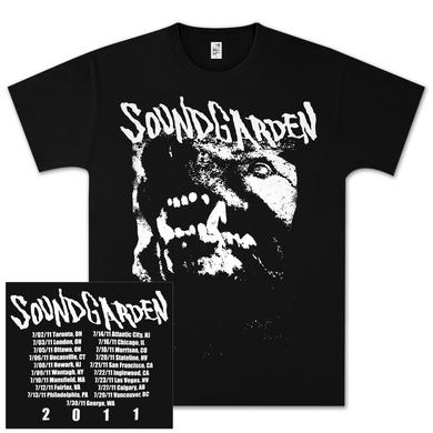 Soundgarden Fang Tour T-Shirt
