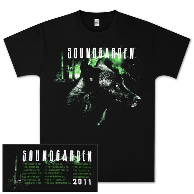 Soundgarden Telephantasm T-Shirt