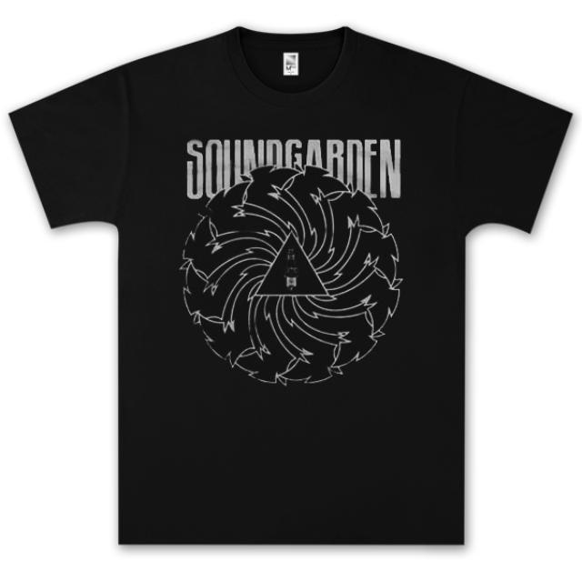 Soundgarden Saw Blade T-Shirt