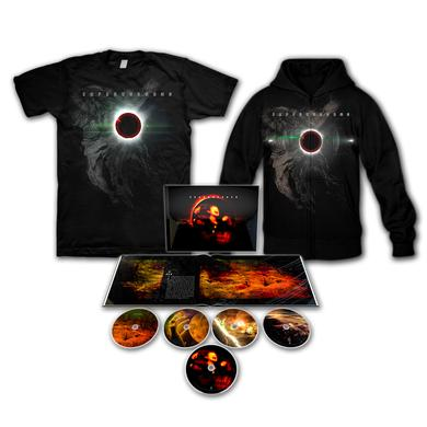 Soundgarden Superunknown Super Deluxe CD Set/T-Shirt/Hoodie Bundle