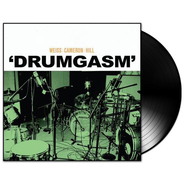 Soundgarden Pre-Order - Weiss / Cameron / Hill - Drumgasm Vinyl