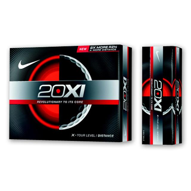 Tiger Woods 20XI-X Tour Level Distance Golf Balls