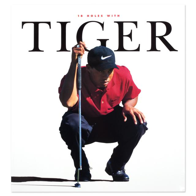 Tiger Woods 18 Holes with Tiger
