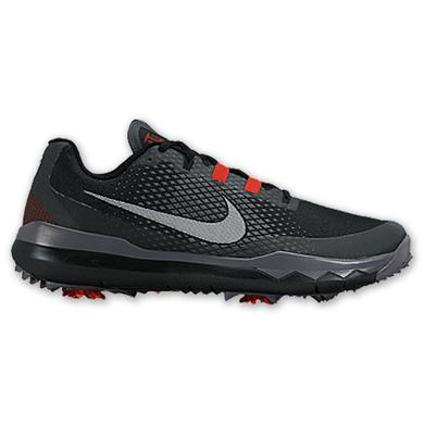 Tiger Woods 2015 Nike Golf Shoes: Black