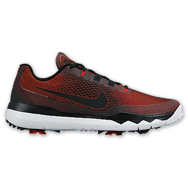 Tiger Woods 2015 Nike Golf Shoes: Red