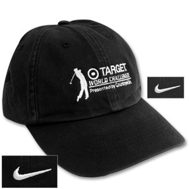 Tiger Woods Unstructured Nike Cap