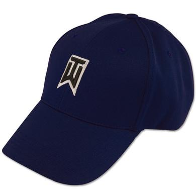 Tiger Woods TW SQ-ONE FlexFit Swoosh Navy Cap