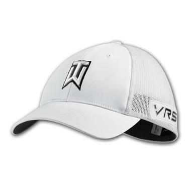 Tiger Woods Tour Perforated Cap - White