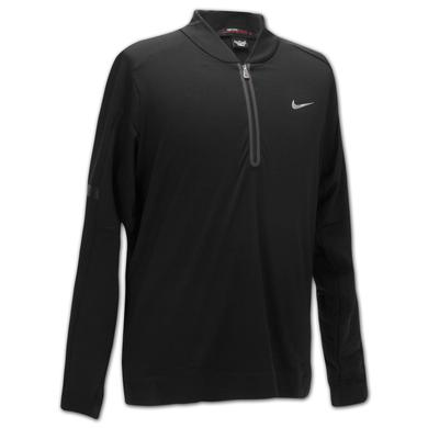 Tiger Woods Collection 1/2-Zip Tech Cover-Up Jacket