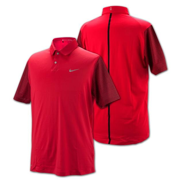 Tiger Woods TW Performance Graphic Polo