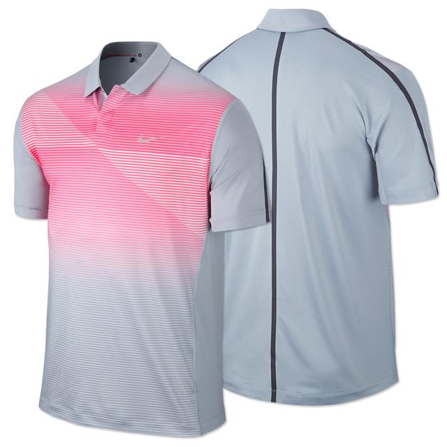 Tiger Woods The Open 2014 Polo Saturday