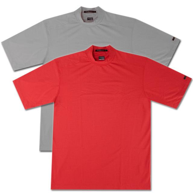 Tiger Woods Dri-Fit Texture Mock Shirt