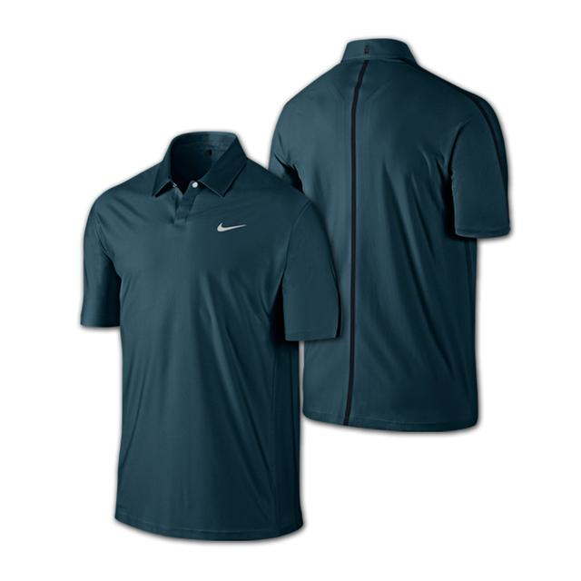 Tiger Woods TW Engineered Body Map Polo