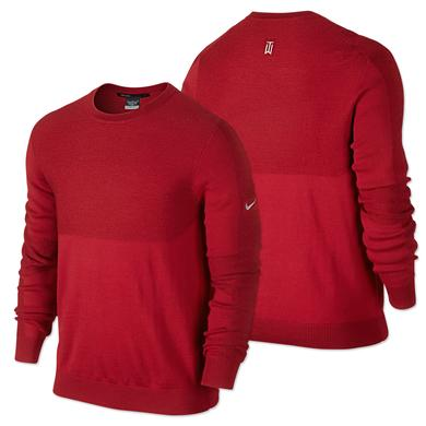 Tiger Woods 2015 Majors NIKE Engineered Sweater