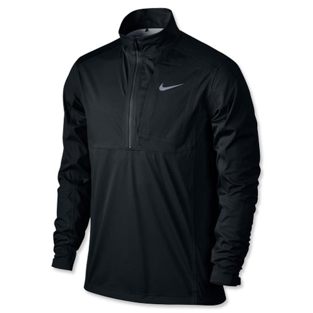 Tiger Woods 2015 Majors NIKE Storm-Fit Vapor Half-Zip Jacket