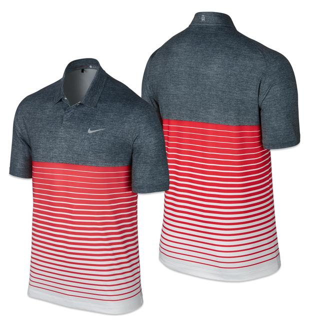 Tiger Woods 2015 Masters Saturday Polo