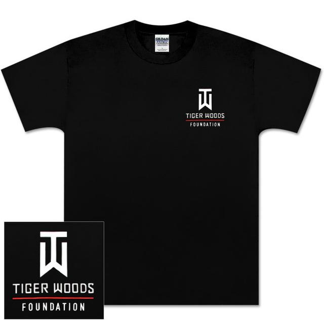 Tiger Woods Foundation t-shirts