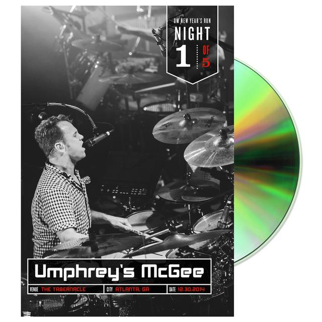 Umphrey's Mcgee UM at the Tab: 12/30/14