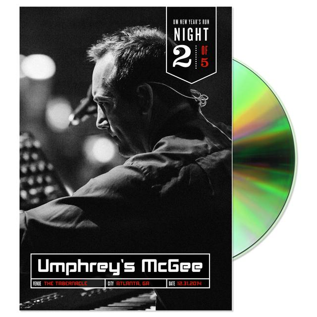 Umphrey's Mcgee UM at the Tab: 12/31/14