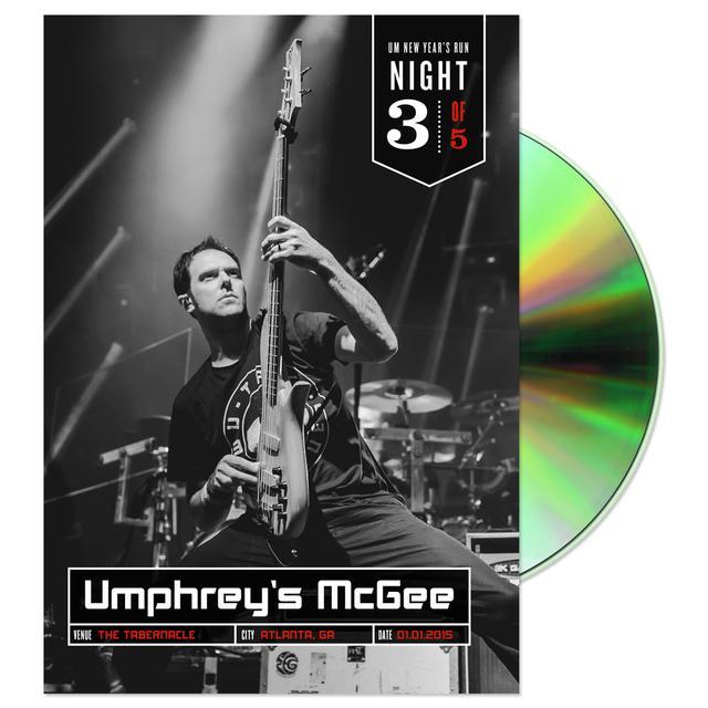 Umphrey's Mcgee UM at the Tab: 1/1/15