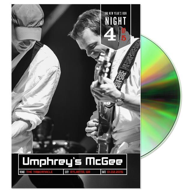 Umphrey's Mcgee UM at the Tab: 1/2/15