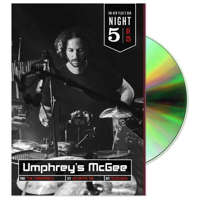Umphrey's Mcgee UM at the Tab: 1/3/15