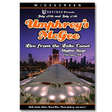 Umphrey's McGee Live from the Lakecoast - DVD