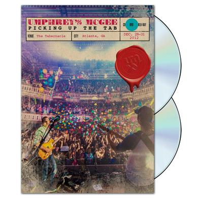 Umphrey's Mcgee Picking Up the Tab - Best of DVD/Blu-Ray