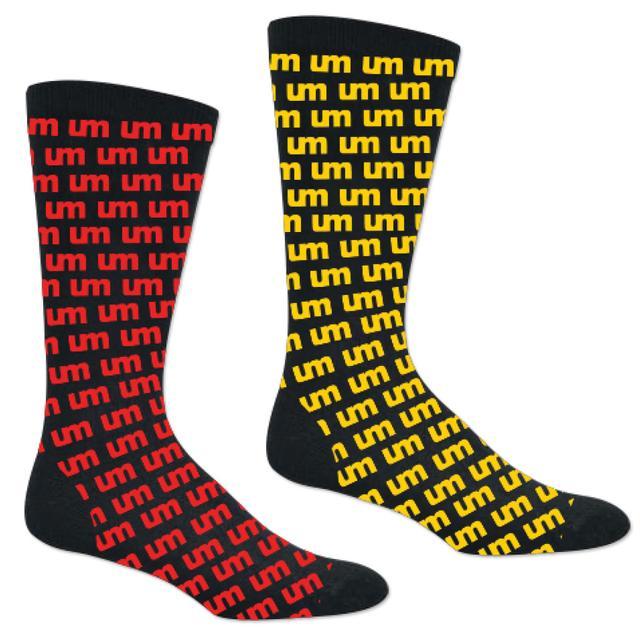 Umphrey's Mcgee UM Logo Socks