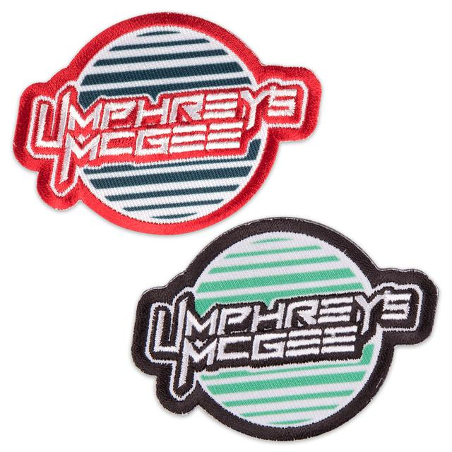 Umphrey's Mcgee Striped Sun Patch