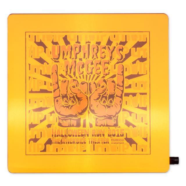 Umphrey's Mcgee Halloween umVIP 2015 Light Box