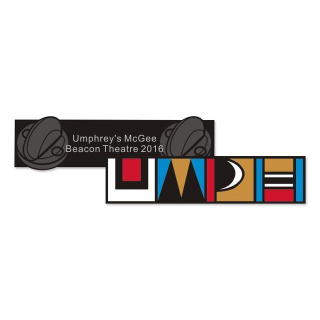 Umphrey's Mcgee UM 2016 Beacon Pin
