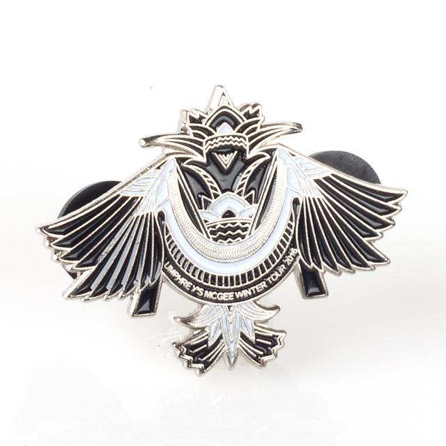 Umphrey's Mcgee Tribal Bird Pin