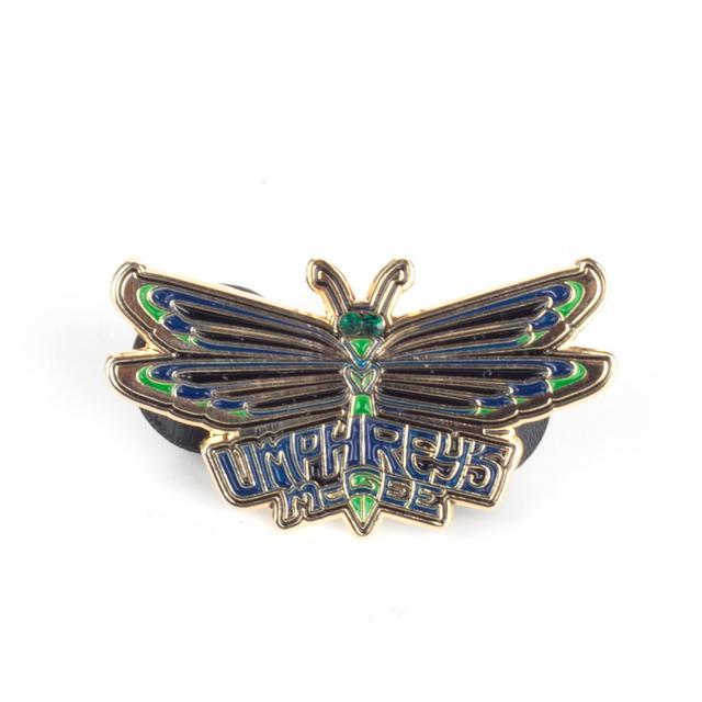 Umphrey's Mcgee UM Dragonfly Pin