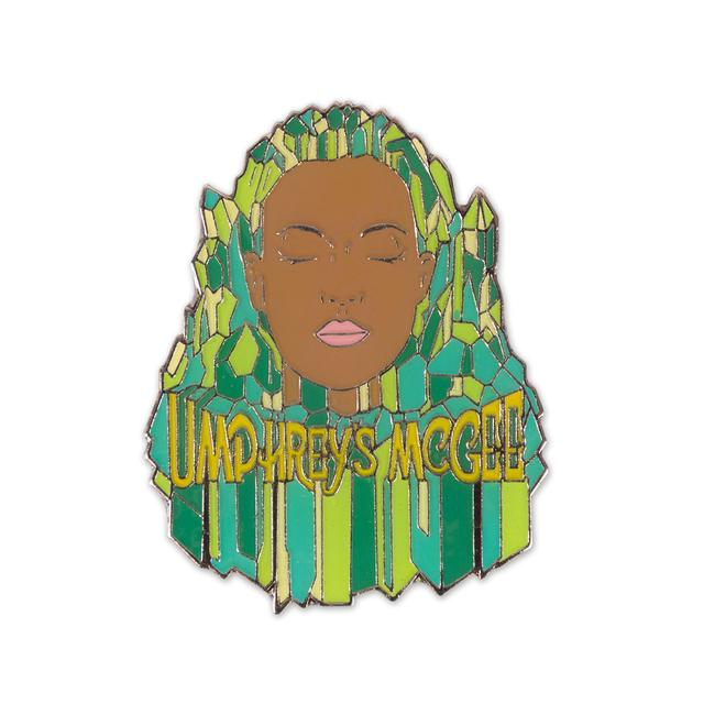 Umphrey's McGee - Can't Rock My Dream Face Pin