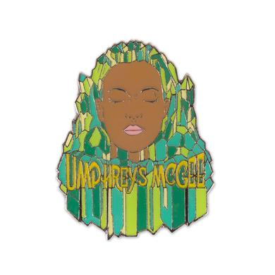 Umphrey's McGee - Can't Rock My Dream Face Pin