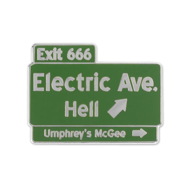 Umphrey's McGee Electric Avenue To Hell Pin
