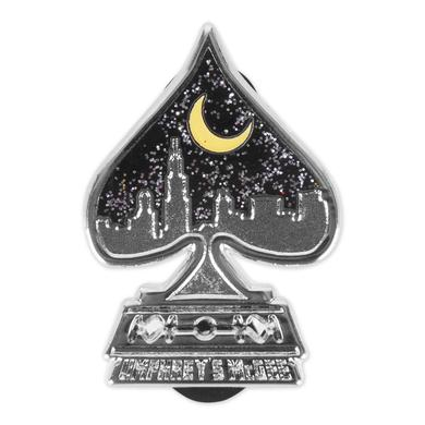 Umphrey's McGee Ace of Long Nights Pin