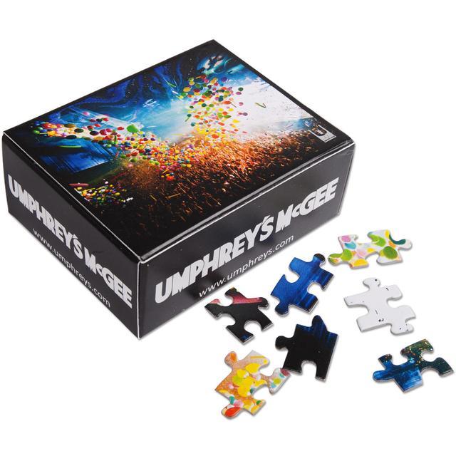 Umphrey's Mcgee UM Balloon Drop Photo Puzzle