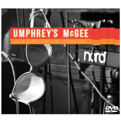 Umphrey's Mcgee Live at Summer Camp 2011 DVD
