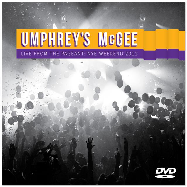 Umphrey's Mcgee Live from The Pageant: NYE Weekend 2011 DVD
