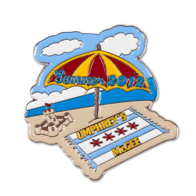 Umphrey's Mcgee Summer Tour 2012 Pin