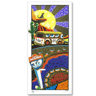 Umphrey's McGee 12/30/06 New Years Commemorative Series Poster by Jeff Wood